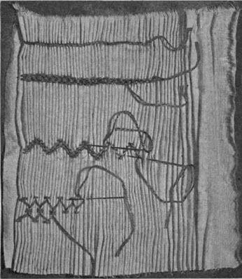 Medieval Silkwork: tutorial