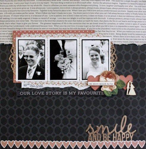 Kaisercraft Always & Forever. Leonie Neal-Dawson
