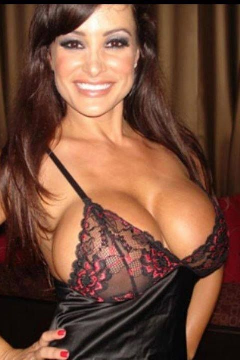 Hot brunette mom
