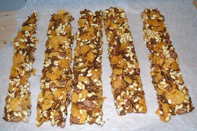 Barrette ai cereali 8