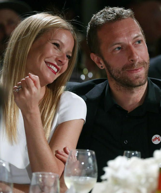 Like all exes . . . Gwyneth Paltrow and Chris Martin have released a new song.