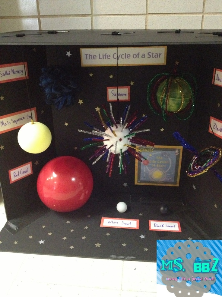 Life Cycle of a Star Project!