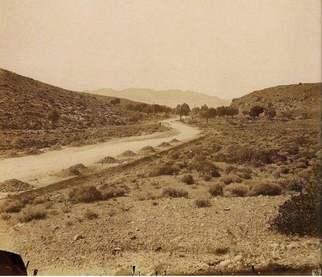 ΠΑΛΜΟΣ ΑΙΓΑΛΕΩcity: Ιερά Οδός, ο αρχαιότερος δρόμος της Ελλάδας