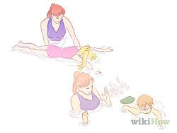 Teach Swim Lessons for Kids - wikiHow