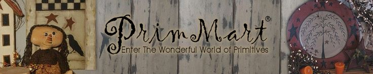 Prim Mart ~ An Online Marketplace for Everything Primitive! Shopping, crafts, home decor, & more...