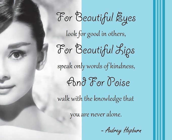 For Beautiful Eyes...