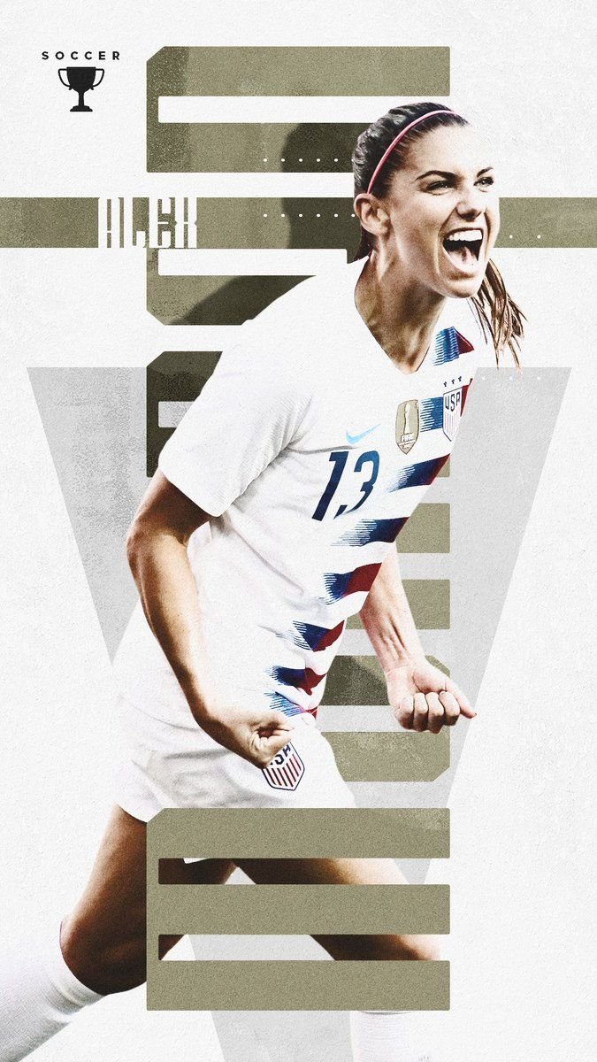 Meech Robinson On Twitter Sports Design Inspiration Usa Soccer Women Morgan Soccer