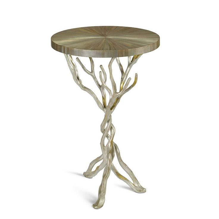 Delisle, bronzier d'art -  Type : Gueridons & tables Style : Modern Material : Bronze Collection : STRUCTURE