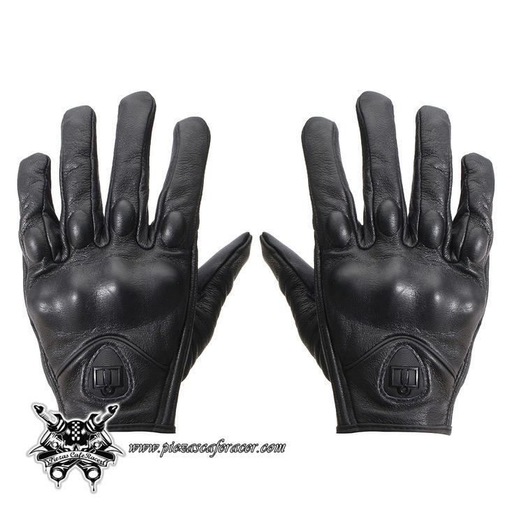 Guantes para Moto con Protecciones ABS Tallas S-M-L-XL Color Negro - 21,91€ - ENVÍO GRATUITO EN TODOS LOS PEDIDOS