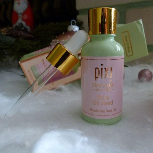 4,8 von 5,0 - PIXI Rose Oil Blend Nourishing Face Oil