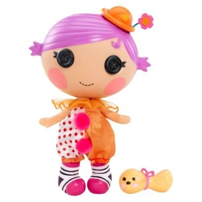 Lalaloopsy Littles Doll Squirt Little Top
