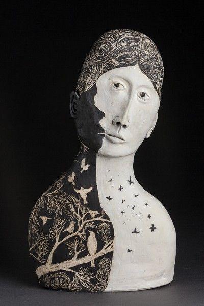 Amanda Shelsher Contemporary Ceramics - Canberra Solo Exhibition 2014