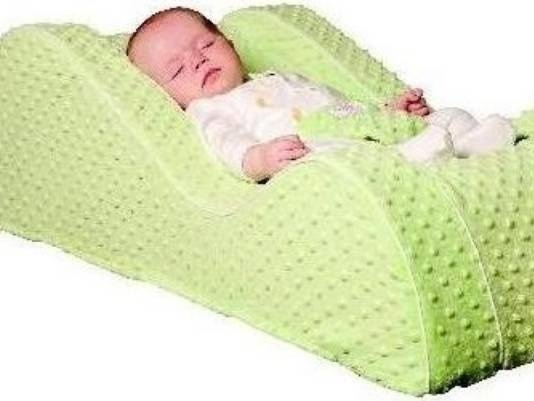 Retailers recall 150,000 baby recliners after five infant deaths. I don't think I'll be buying one of those now.