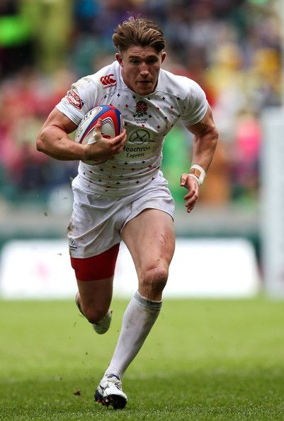 Phil Burgess - Rugby Sevens.