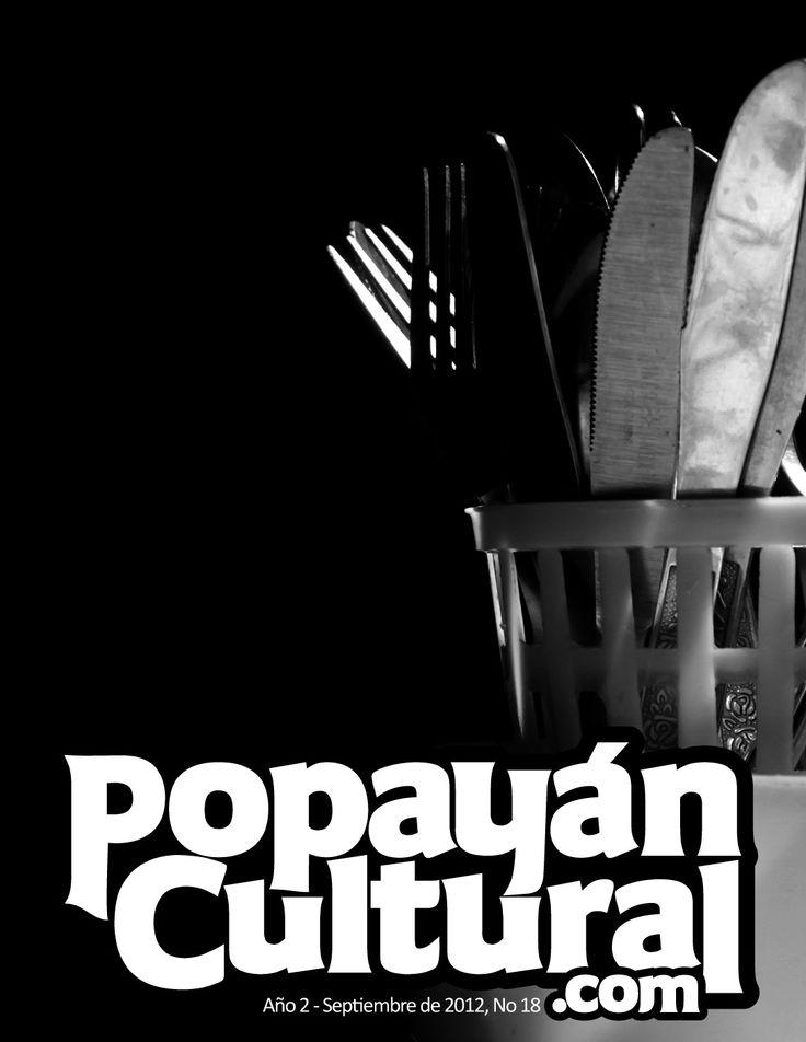 Popayan Cultural Septiembre 2012