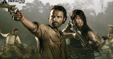Revelada sinopsis de la octava temporada de The Walking Dead.