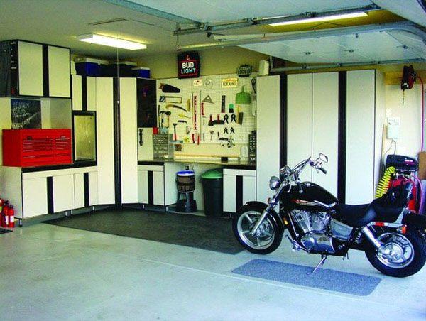 kuhles garage km wohnzimmer optimale bild und ddfefbfdddaacc motorcycle garage dream garage
