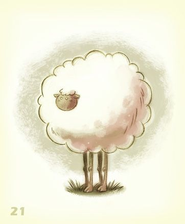 what is it about sheep with tiny legs? #love