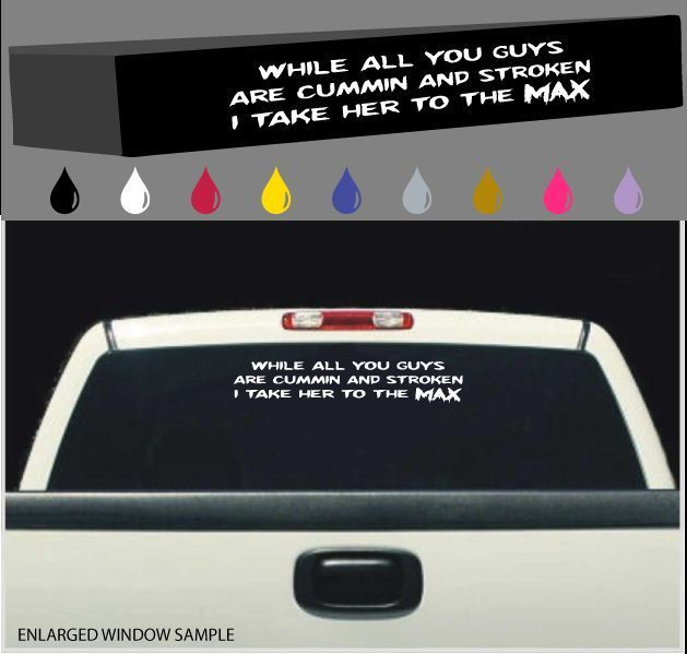 The  Best Images About Chevy On Pinterest Chevy Vinyl Decals - Back window decals for ford trucks