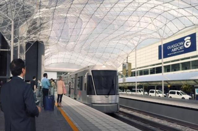 Airport rail link would be 'a poor use of public money'