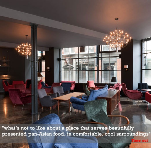 Great Eastern Dining Room - Shoreditch
