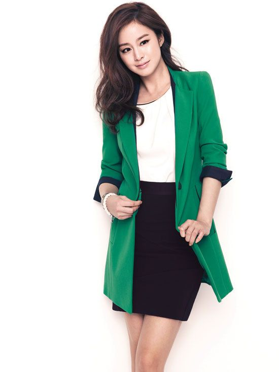 Kim Tae Hee - Models for Isabey's 2013 Spring Collection