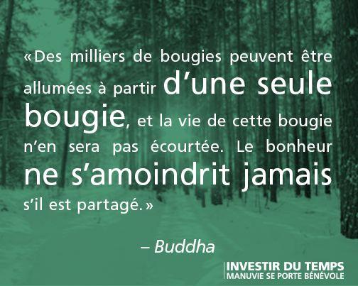 #bougie #citation #français #bénévolat #bénévole #gentillesse #bonté #inspiration #valeurs #aider #altruisme #bonheur #changement #motivation #entraide #solidarité #communauté
