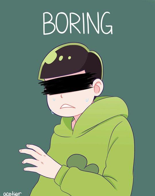 Osomatsu-san- Choromatsu #Anime「♡」 Hurtful Words