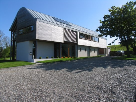 23 best Contemporary Rural houses images on Pinterest