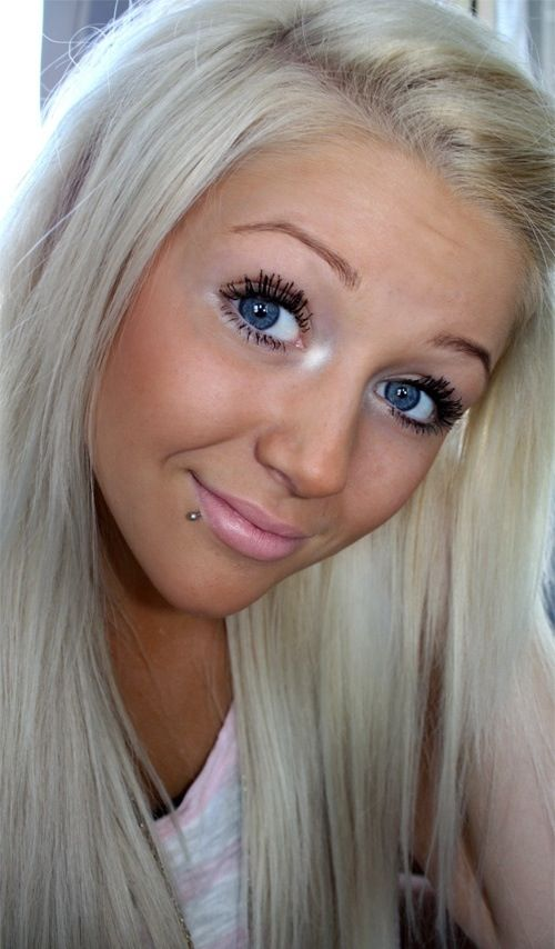 Lower side lip piercing sumthing I want jus a small one