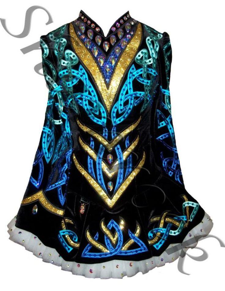 irish dance solo dress schnittmuster - Hobbyschneiderin