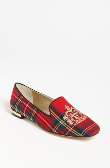 VC Signature 'Zan' Loafer available at #Nordstrom So Christmas-y and Scottish <3