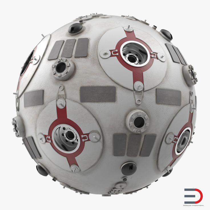 Star Wars Training Droid Marksman H 3d model  #StarWars #Training #Droid #MarksmanH #3d #model http://www.turbosquid.com/3d-models/star-wars-training-droid-3d-3ds/978211?referral=3d_molier-International