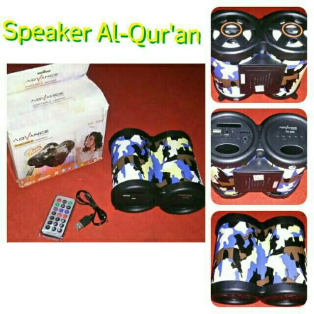Speaker al-qur'an
