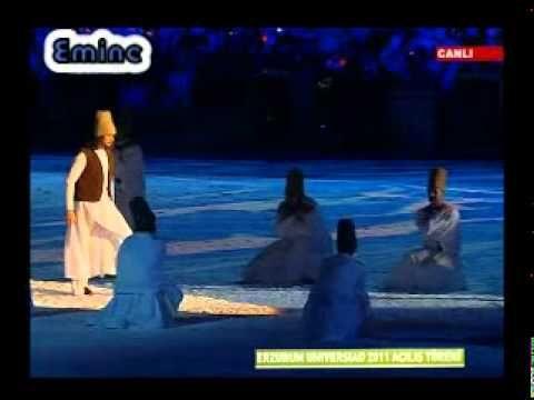 Şeb - i Aruz Törenleri Semazen Sema Sunumu Seb i Aruz Whirling Dervish Sema Ceremony Presentation - YouTube