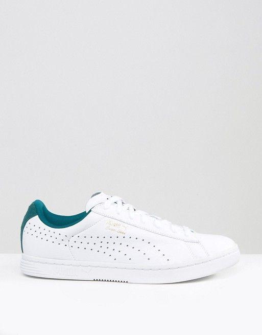 Puma | Zapatillas de deporte blancas Court Star Crafted 35997703 de Puma