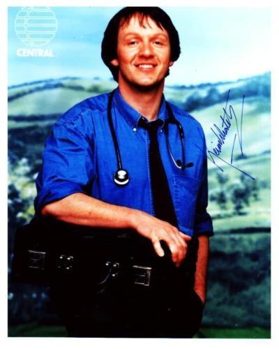 Kevin Whately - Dr Jack Kerruish  Peak Practice