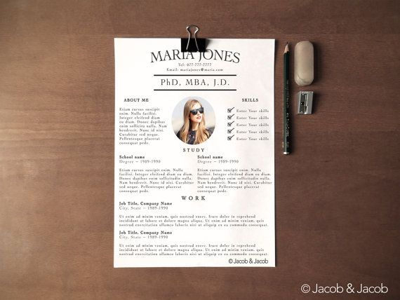 17 best images about creative resume cv on pinterest cover