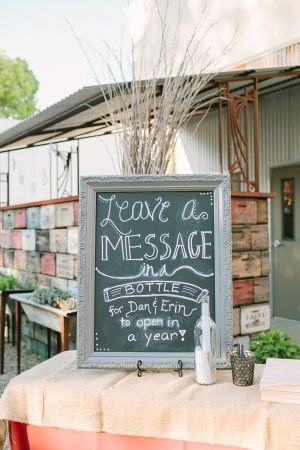 Intimate Rustic Wedding Ruffled