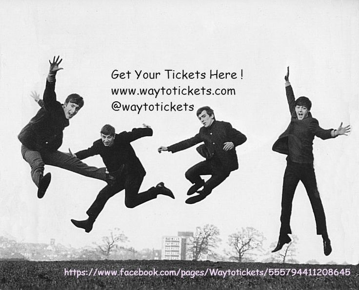 If you want upcoming tour dates & concert tickets for The Beatles...?  Get Tickets Here :  http://bit.ly/1rfLguX