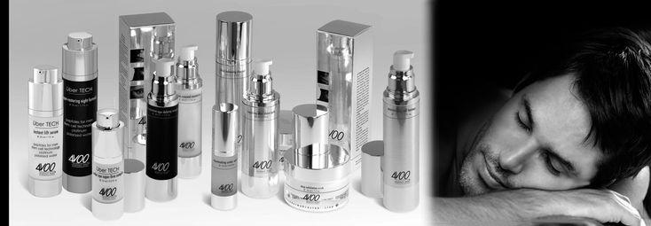 Wij gaan ervan uit dat mannen geen behoefte hebben aan uitgebreide series producten, daarom werken wij altijd met all-in-one anti-aging producten die hydrateren, verzorgen en beschermen. #4VOO.eu
