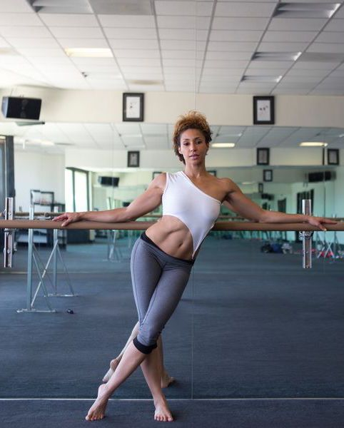 Kamilah Barrett, L.A. Cardio Barre Ballet Instructor // Get to know her, and find out where you can take her barre classes: (http://la.racked.com/2015/8/17/9126075/la-hottest-trainer-2015-kamilah-barrett?utm_content=buffer23abf&utm_medium=social&utm_source=pinterest&utm_campaign=racked#4807506)