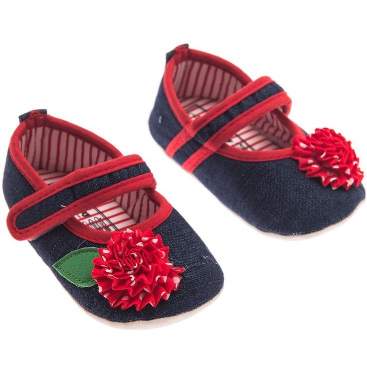 Funny Baby βρεφικά παπουτσάκια αγκαλιάς «Alluring» Κωδικός: 18536  €12,90 (-41%)