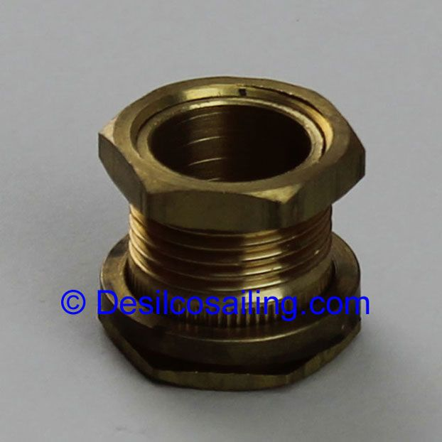 Desilco Brass Drain Bush Set