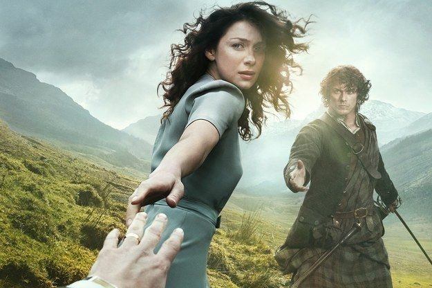 """If you're not already watching Outlander, Starz's original series based on the novels by Diana Gabaldon, then boy howdy are you missing out. 