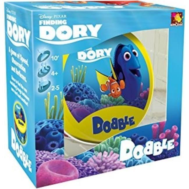 Újdonság a Dobble termékcsaládban: Szenilla nyomában!