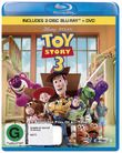 Toy Story 3 (2 Disc Blu-ray + DVD) DVD