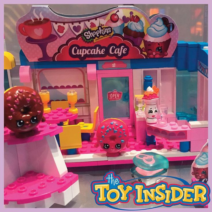 mens designer clothing Here's a #sneakpeek at new @shopkins_world #construction sets from @bridgetoys!!!  I would looove to hang out at this #CupcakeCafe! #Shopkins #toys #collectibles #shoptillyoudrop