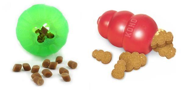 juguetes interactivos perros