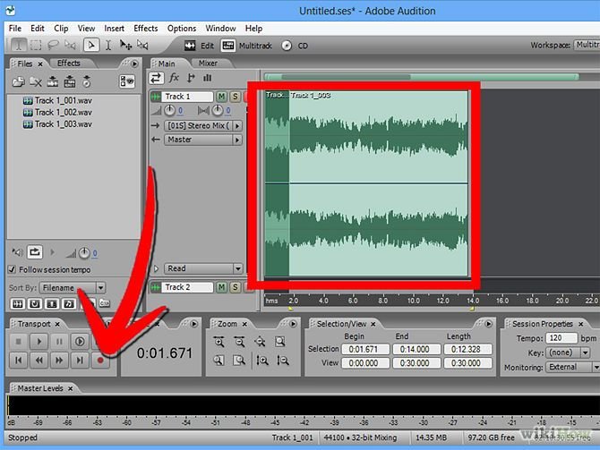 How to Use Adobe Audition: 6 Steps (with Pictures) - wikiHow